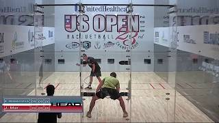 Download 2018 US Open: Round of 16s: K. Waselenchuk vs J. Mar Video