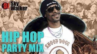 Download DJ SkyWalker #68 | Hip Hop Party Mix Old School Rap 2000s 90s Mix | 100% Vinyl Video
