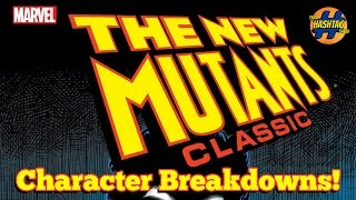 Download New Mutants Casting Character Breakdowns   Newsbite   That Hashtag Show Video