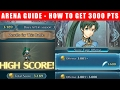 Download Arena Guide - How To Get 3000 Points 1600 Feathers Reward (Fire Emblem Heroes)(FEH) Video