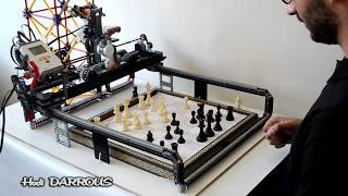 Download Lego Mindstorms NXT 2.0 - Chess playing robot - Charlie Video