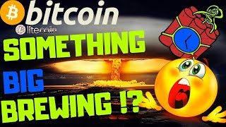 Download 🔥BITCOIN SOMETHING BIG BREWING!?🔥bitcoin litecoin price prediction, analysis, news, trading Video