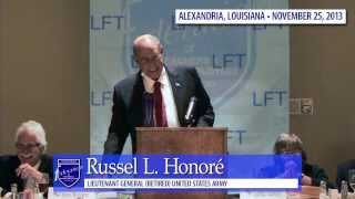 Download General Russel Honoré's Speech to Louisiana Federation of Teachers 2013 Video