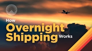 Download How Overnight Shipping Works Video