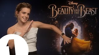 Download Emma Watson on Beauty and the Beast dancing: 'There's some very good knee-slapping' Video