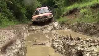 Download EXTREME OFFROAD **LAND ROVER DISCOVERY & JEEP RUBICON JK** 24-05-2016 Video