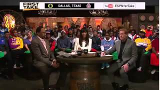 Download ESPN First Take Cleveland Cavaliers trade Dion Waiters, receive Iman Shumpert, J.R. Smith Video