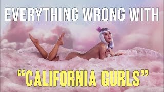 Download Everything Wrong With Katy Perry - ″California Gurls″ Video