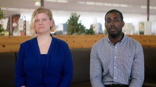 Download Lena Voegele and Loic Sar - Mitsubishi FUSO (CAReer Program) Video