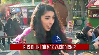 Download Rus dilini bilmək vacibdirmi? - VİDEOSORĞU Video
