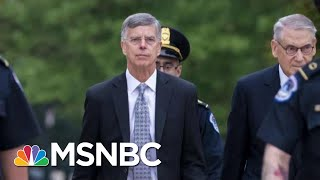 Download Foreign Affairs Member: Republicans Were Scared Of Bill Taylor's Deposition | The Last Word | MSNBC Video