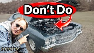 Download Top 6 Stupid Mistakes Car Owners Make (DIY Fails) - DIY with Scotty Kilmer Video