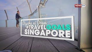 Download Biyahe ni Drew: #TravelGoals Singapore (Full episode) Video
