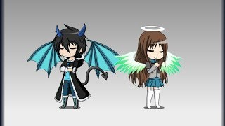 Download A Demon's and Angel's love. Episode 1. (Rhigel) (GachaStudio) Video