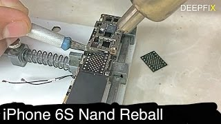 Download Bricked iPhone 6S fixed by Nand (4K) Video