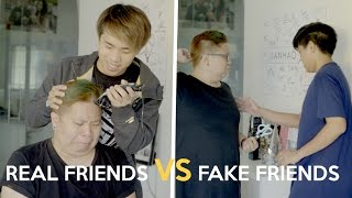 Download REAL FRIENDS VS FAKE FRIENDS Video