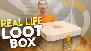 Download Real Life Overwatch Loot Box Opening! (Gift Unboxing From Blizzard & Coke eSports) Video