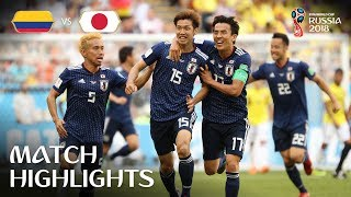 Download Colombia v Japan - 2018 FIFA World Cup Russia™ - Match 16 Video