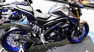 Download Yamaha m-slaz 2017 Dark Edition Video
