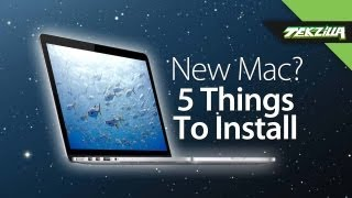 Download The 5 Things New Mac Owners Should Install! Video