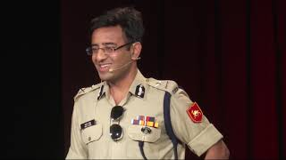 Download How to be a Top Cop? | Amit Lodha | TEDxYouth@JPIS Video