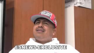 Download Robert Garcia Kelly Pavlik Did Something FEW would do!!! EsNews Boxing Video