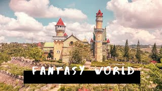 Download Abandoned Amusement Park? Checking Out FANTASY WORLD | Karen Faith Vlogs Video