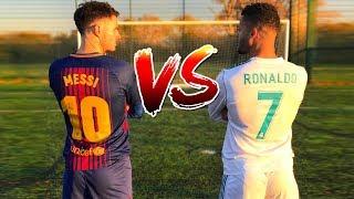 Download Messi VS Ronaldo Video