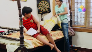 Download Uppum Mulakum│നീലു പടവലത്തുനിന്നും എത്തിയില്ല | Flowers│EP# 268 Video