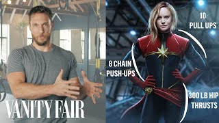 Download How a Celebrity Trainer Gets Actors in Shape for Movies | Vanity Fair Video