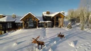 Download Prestigious Eagles View Home in Steamboat Springs, Colorado Video