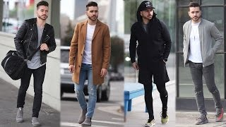 Download MEN'S OUTFIT INSPIRATION | MEN'S FASHION LOOKBOOK | ALEX COSTA Video