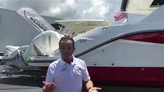 Download 2019 Sea Ray SLX 310 OB For Sale at MarineMax Naples Yacht Center Video