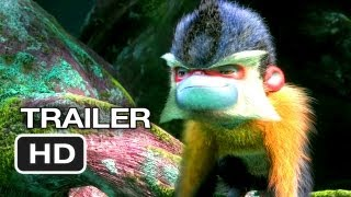 Download The Croods Official Trailer #3 (2013) - Ryan Reynolds, Nicolas Cage Animated Movie HD Video