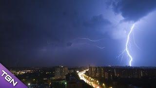 Download Gigantikus villámlás Budapesten [HD] [M] Video