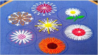 Download Extraordinary Hand Embroidery flower stitch,Exceptional All over hand Embroidery,हाथ की कढ़ाई 2020 Video