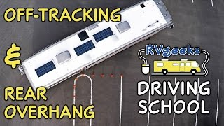 Download How to Drive a Motorhome/RV — Driving Tips: Off-Tracking & Rear Overhang Video
