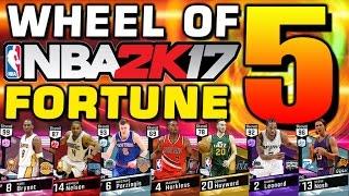 Download Wheel of NBA 2K Fortune 5 (The Return) Video