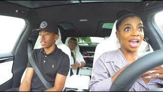 Download PRANKING GRANDMOTHER WITH TESLA ON ″AUTOPILOT″!! (SHE FREAKED OUT) Video