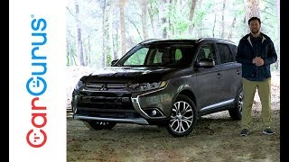 Download 2018 Mitsubishi Outlander | CarGurus Test Drive Review Video