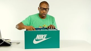 Download UNBOXING: LIMITED Edition 17 of 24 Surprise Gift from NIKE for Ken Griffey Jr. Video