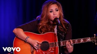 Download Demi Lovato - Catch Me / Don't Forget (An Intimate Performance) Video