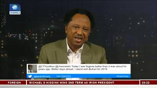 Download 2019 Elections: Why Shehu Sani Left The APC Video