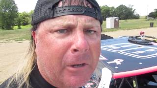Download Nascar Got Nothing on Donnie Baker at Spoon River Speedway Video