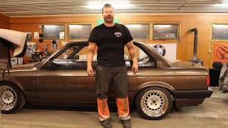 Download BMW e30 m52 turbo winter maintenance. S02E01 Video