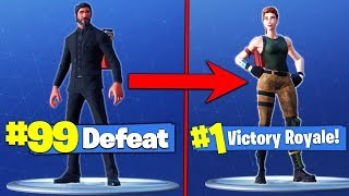 Download Do Expensive Skins MAKE YOU *LOSE* In Fortnite Battle Royale?! Video