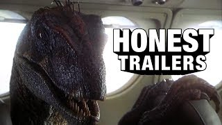 Download Honest Trailers - Jurassic Park 3 Video