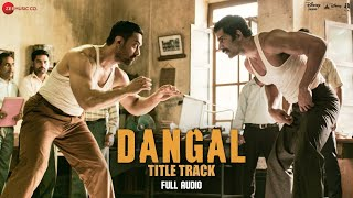 Download Dangal - Title Track | Full Audio | Dangal | Aamir Khan | Pritam | Amitabh B | Daler Mehndi Video