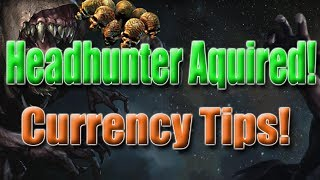 Download Headhunter Acquired!!! And some Currency Making Tips! Video