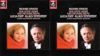 Download Lucia Popp - ″Vier letzte Lieder″, Richard Strauss (1982) Video